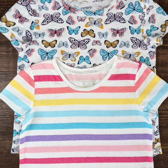 Carter's The Children's Place Set of 2 Shirts